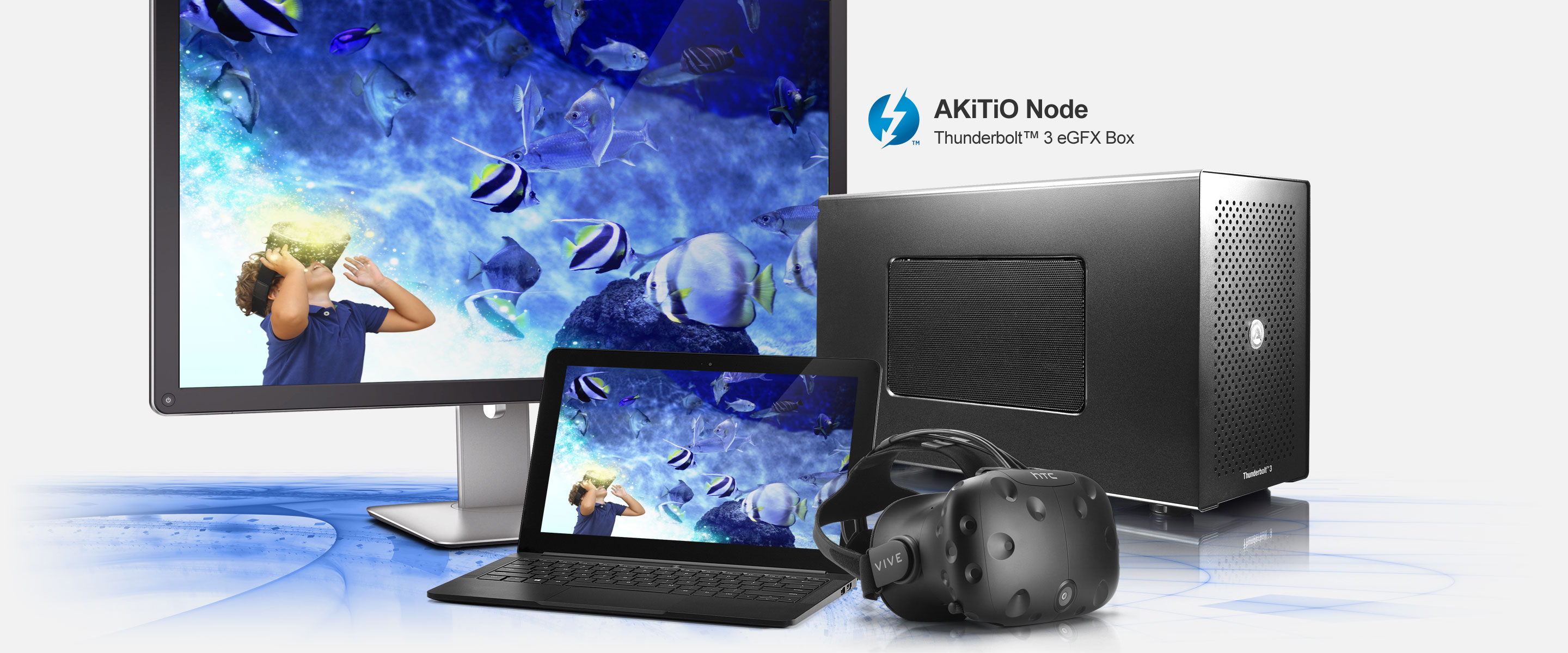 AKiTiO Node
